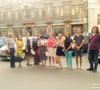 Deutsch-Zentrum СПб — ein paar Fotos von innen