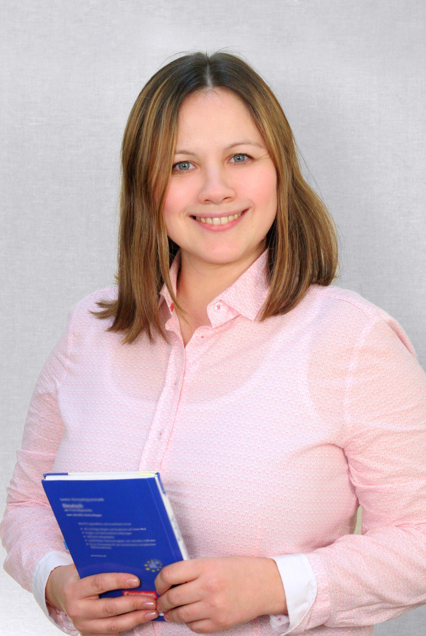 Светлана Селянина