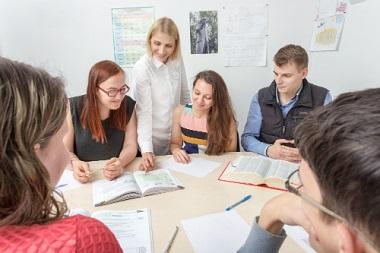 Общие курсы немецкого языка